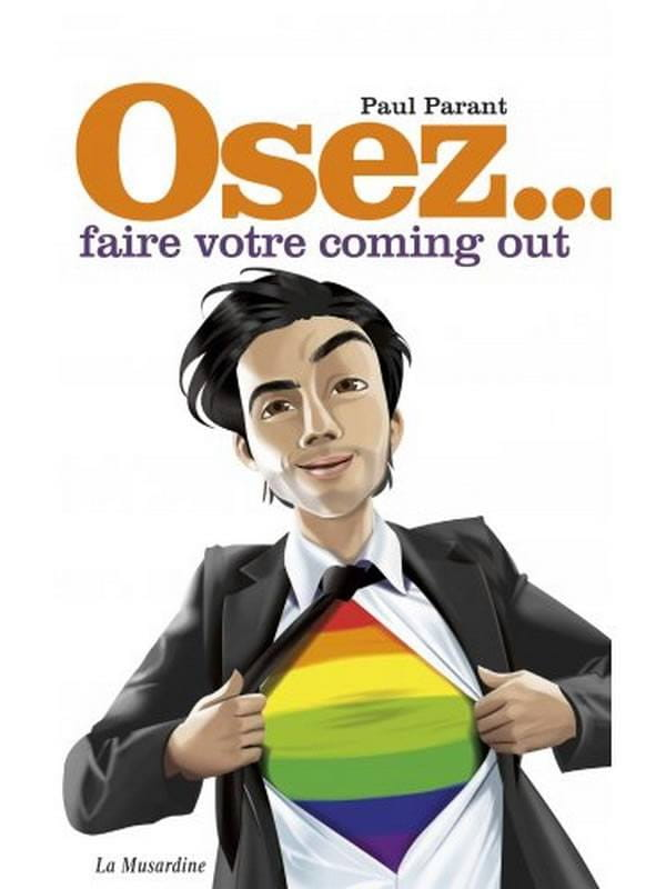 Osez faire votre coming out Cul'turel Collection Osez Oh! Darling