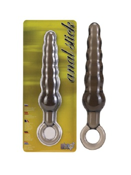 Plug Anal Stick unisex noir Seven creations Sextoys Plug anal Oh! Darling