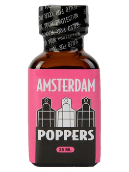 Poppers Amsterdam 24ml Aphrodisiaque Poppers Oh! Darling