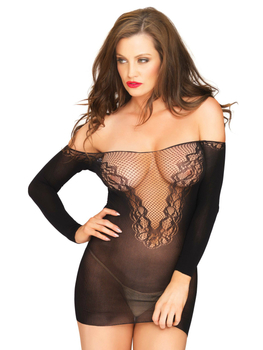 Robe Kate Leg Avenue Lingerie Robes & Jupes Oh! Darling